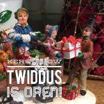 De kerstshow van Twiddus is weer open!