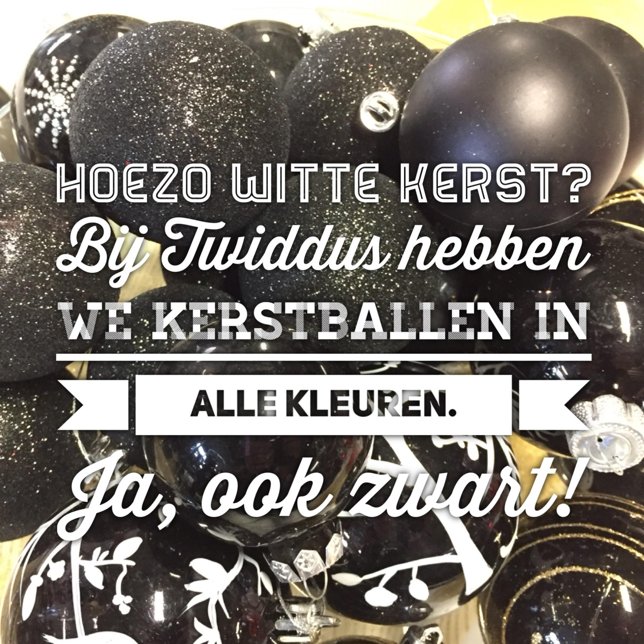 Bij Twiddus Hebben We Kerstballen In Alle Kleuren Twiddus